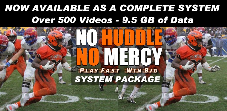 No Huddle System Package